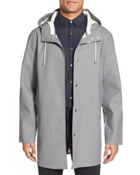 Grey Raincoat