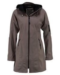 Ilse Jacobsen Rain Waterproof Jacket Dark Ash