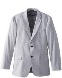 Tommy Hilfiger Ethan Seersucker Two Button Side Vent Sport Coat