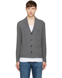 Ditions Mr Grey Shawl Collar Cardigan