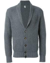 Eleventy Shawl Collar Cardigan