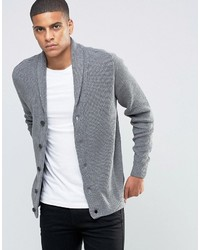 Selected Homme Shawl Collar Cardigan