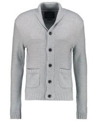 Joranthon cardigan light grey melange medium 4207664