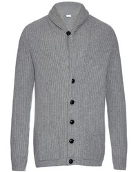 ... Raey Ry Chunky Ribbed Knit Wool Blend Cardigan Out of stock · Original  Paperbacks Chicago Shawl Cardigan ... 296a27541