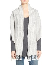 Wool cashmere shawl medium 385406