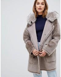 Urbancode Azza Reversible Duffle Coat