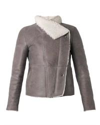 Jemma shearling jacket medium 119001