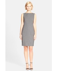 Theory Betty2b Stretch Wool Sheath Dress
