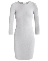 Ivyrevel Glare Shift Dress Grey Melange