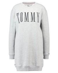 Tommy Hilfiger Summer Dress Light Grey