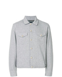 Grey Shirt Jacket