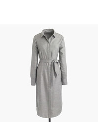 J.Crew Collection Shirtdress In Italian Cashmere