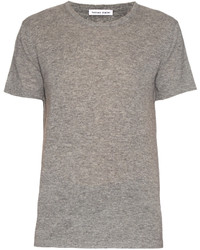 Tomas Maier Short Sleeved Cashmere Knit Top