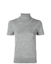 Chloé Turtle Neck Knit T Shirt
