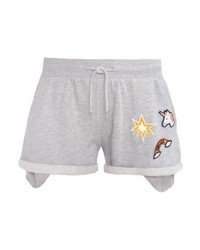 Even&Odd Unicorn Shorts Grey Mel