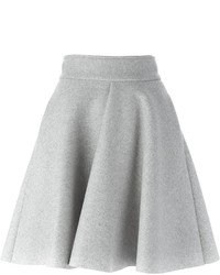 Grey skater skirt original 1485051