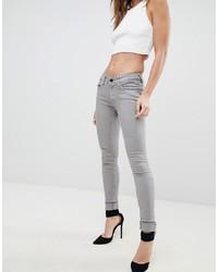 Replay Luz Zip Pocket Skinny Jeans