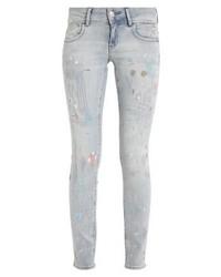 Lynn Mid Skinny Jeans Skinny Fit Elto Superstretch