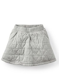 Tea Collection Triangulo Quilted Skirt