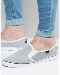 Rock & Religion Slip On Sneakers
