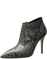Giuseppe Zanotti Snakeskin Textured Boot