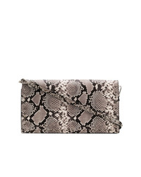 Htc Los Angeles Snakeskin Effect Clutch