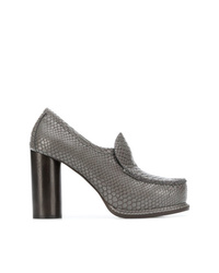 Stella McCartney Snake Embossed Puumps