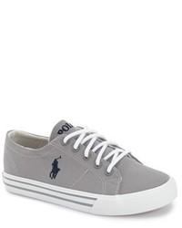 Ralph Lauren Boys Scholar Sneaker