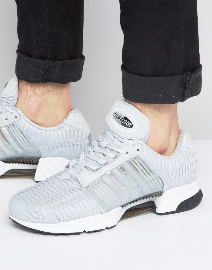 watch dab84 c0b33 ... adidas Originals Climacool 1 Sneakers In Gray Ba7167 ...