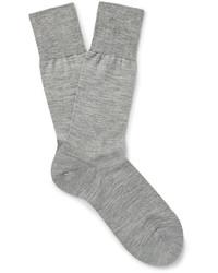 Falke Mlange Merino Wool Blend Socks