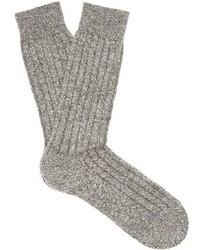 Pantherella Waddington Cashmere Blend Socks