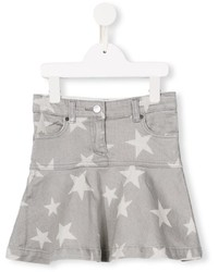 Stella McCartney Kids Star Print Denim Skirt