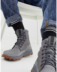 Timberland Brooklyn Boots In Grey