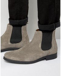 Homme oliver suede chelsea boots medium 1193712