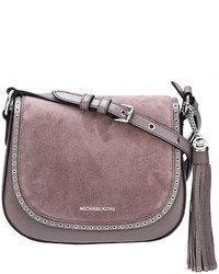 Michl michl kors brooklyn saddle crossbody bag medium 835846