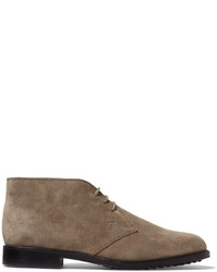Suede chukka boots medium 700871