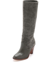 Splendid Sullie Tall Suede Boots