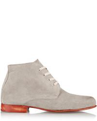Waris suede ankle boots medium 178487