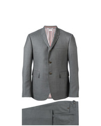Thom Browne Classic Suit With Tie In Super 120s Twill