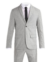 Jprthomas slim fit suit dark grey medium 3840282
