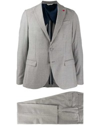 Manuel Ritz Two Piece Regular Fit Suit