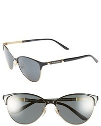 Versace 57mm Cat Eye Sunglasses