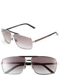 Gucci 61mm Metal Sunglasses