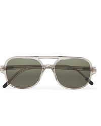 Dick Moby Hannover Aviator Style Acetate Sunglasses