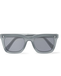 Cubitts Judd Square Frame Acetate Sunglasses