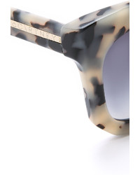 Stella McCartney Thick Frame Sunglasses