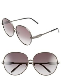 Wildfox Couture Wildfox Fleur 63mm Retro Sunglasses