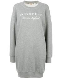Burberry Branded Sweater Dress