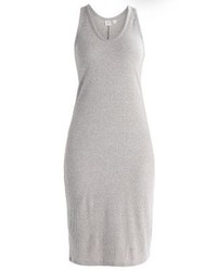 Jumper dress light grey marle medium 3842091