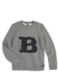 Burberry Girls B Sweatshirt